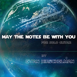 """""""Pace and Approach"""" & """"May The Notes Be With You"""" sheet music now available"""