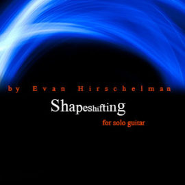"""Shapeshifting"" sheet music now available"