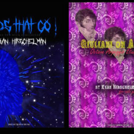 "New sheet music for ""Minds that Go!"" (Homage to Chuck Schuldiner) & ""Giuliani on Acid"""